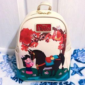 NWT 🌸 Her Universe Disney Sakura Mulan Backpack